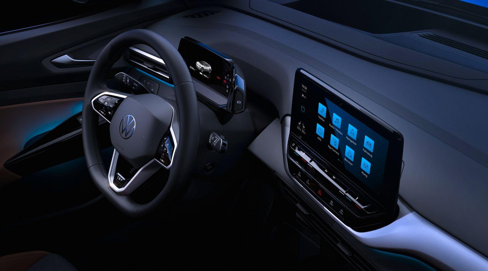 Volkswagen ID.4 / Cockpit