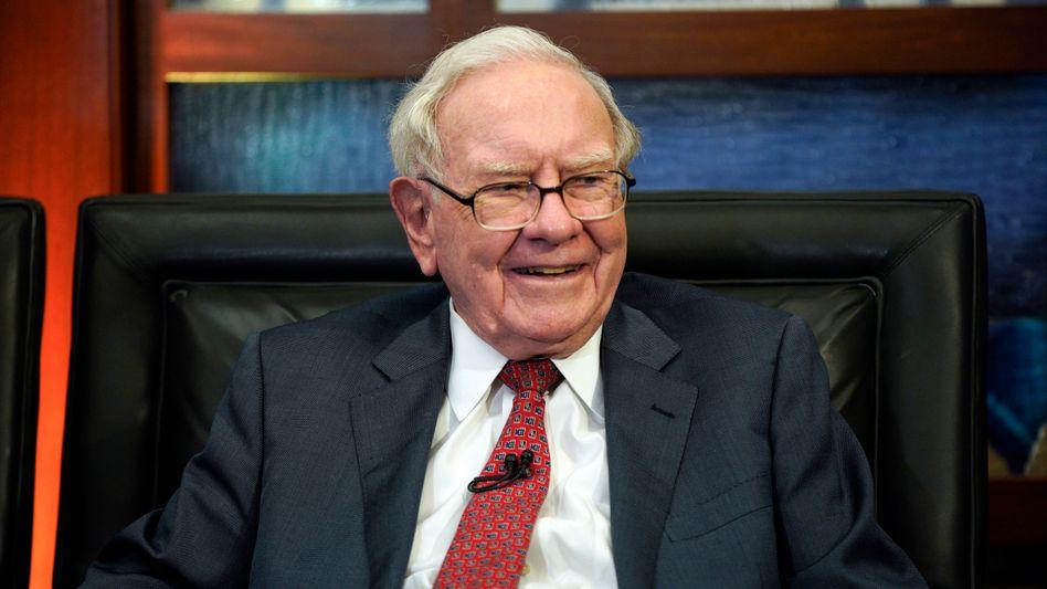 Investment-Ikone Warren Buffett