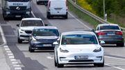 Tesla liefert neue Autos ohne Radarsensoren