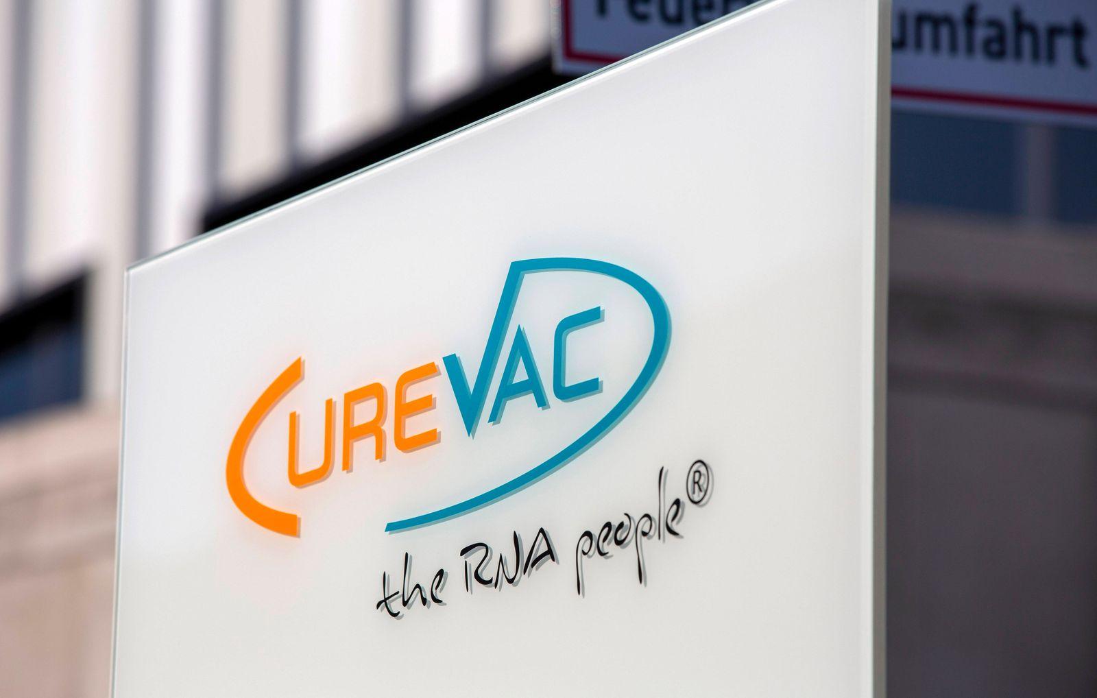 Hoffnung auf den Impfstoff gegen das Corona-Virus vom T¸binger Pharmaunternehmen CureVac AG. T¸bingen, 19.04.2020 *** Ho