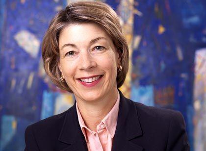 Neu im Siemens-Vorstand: Die Schweizerin Kux