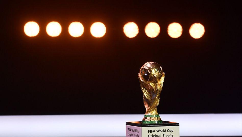WM-Pokal: Die Chancen der Titelverteidigung für die DFB-Elf stehen nicht schlecht