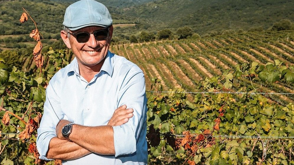 Grow on the wild side: Korsika ist wilder als Festland-Frankreich. Und so macht WinzerAbbatucciauch seinen Wein.