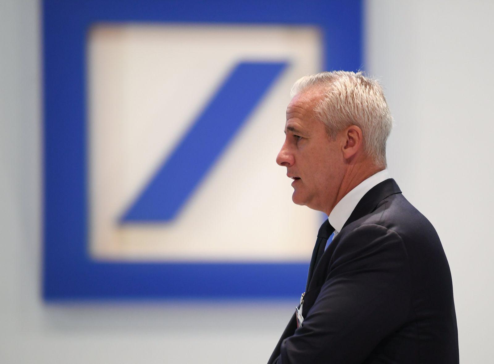 Deutsche Bank - Garth Ritchie