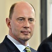 Macht Ernst: Bundesverkehrsminister Wolfgang Tiefensee