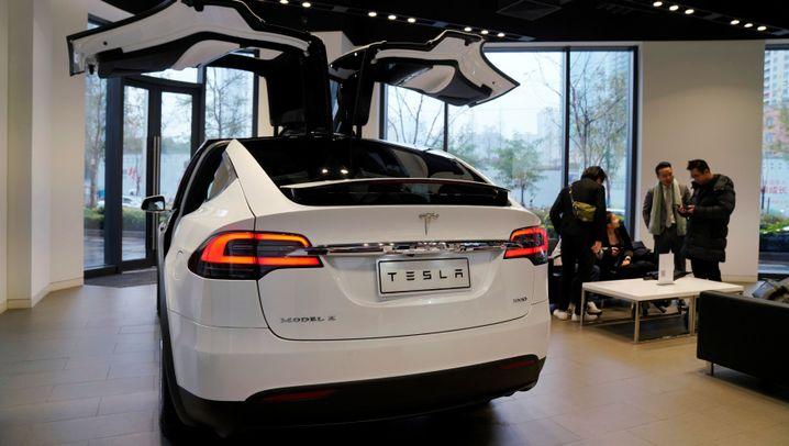 Elon Musks Investment in Shanghai: Der Fremdgänger