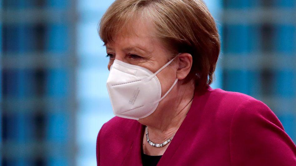 Angela Merkel: Geht es nach ihr, wird der Lockdown verschärft und verlängert