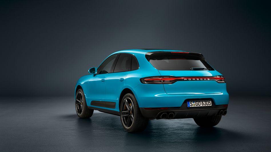 Zum Glück für Porsche gibt es den Macan. Das renditestarke Modell wurde bislang 350000mal verkauft, in nicht einmal vier Jahren.