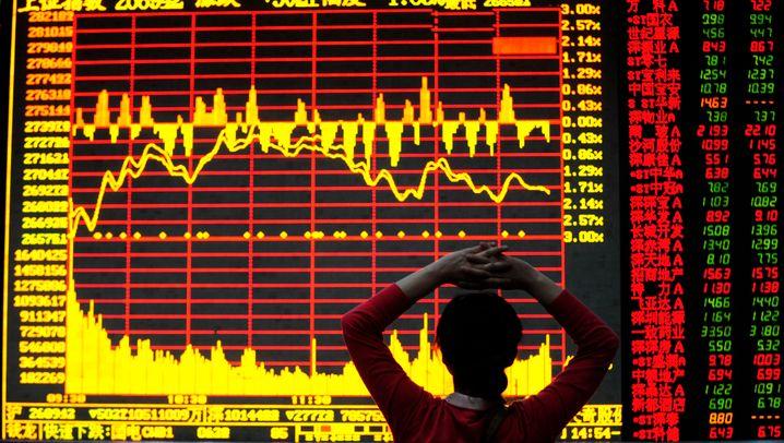 Überblick: Die 10-Billionen-Dollar-Hausse in China
