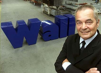There ist no Business like Klo-Business: Hans Wall