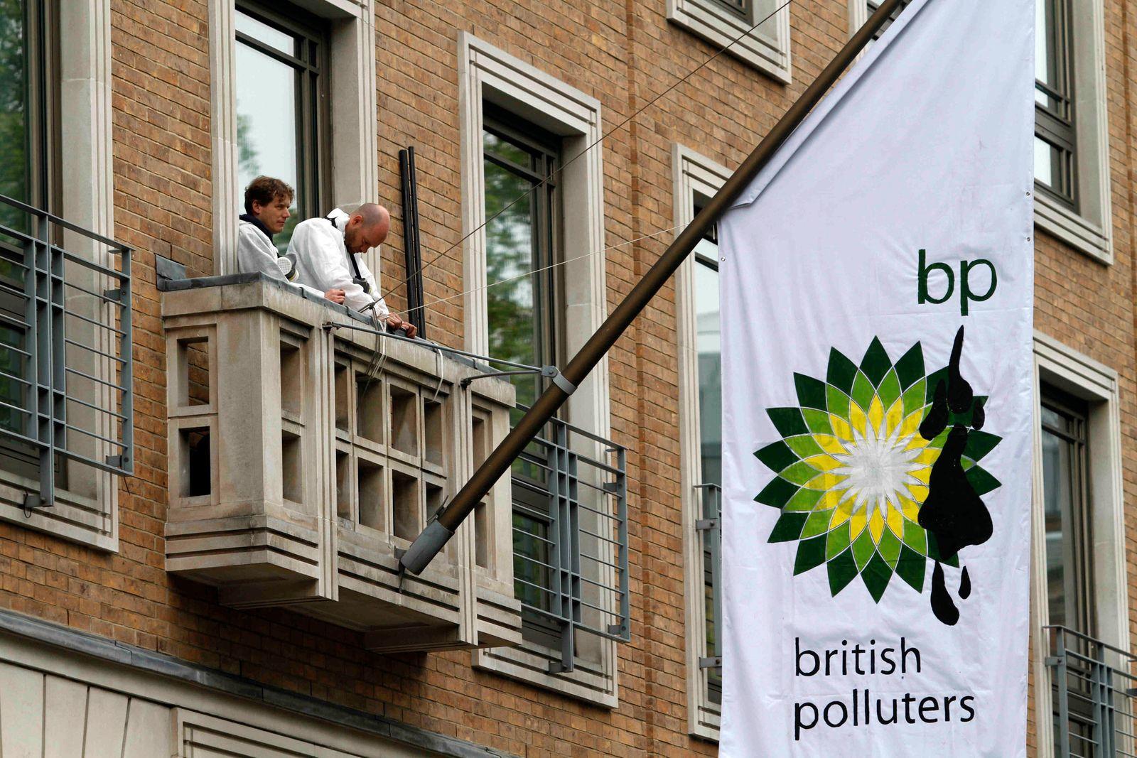 BP / Öl