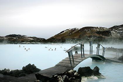 Geothermieparadies: Was in Deutschland mühsam erbohrt werden muss, liegt in Island wenige Meter unter der Erdoberfläche