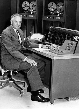 IBM-Chef Thomas J. Watson Jr. (1956): Seine Enkelin streitet vor Gericht ums Millionenerbe