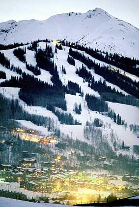 Snowmass Village: 95 Prozent der Gäste sind zum Ski fahren hier