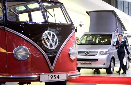 Produktionsverlagerung von Polen nach Deutschland: VW-Busse T1 und T5