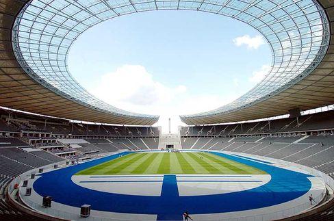 Berliner Olympiastadion: Erhebliche Baumängel