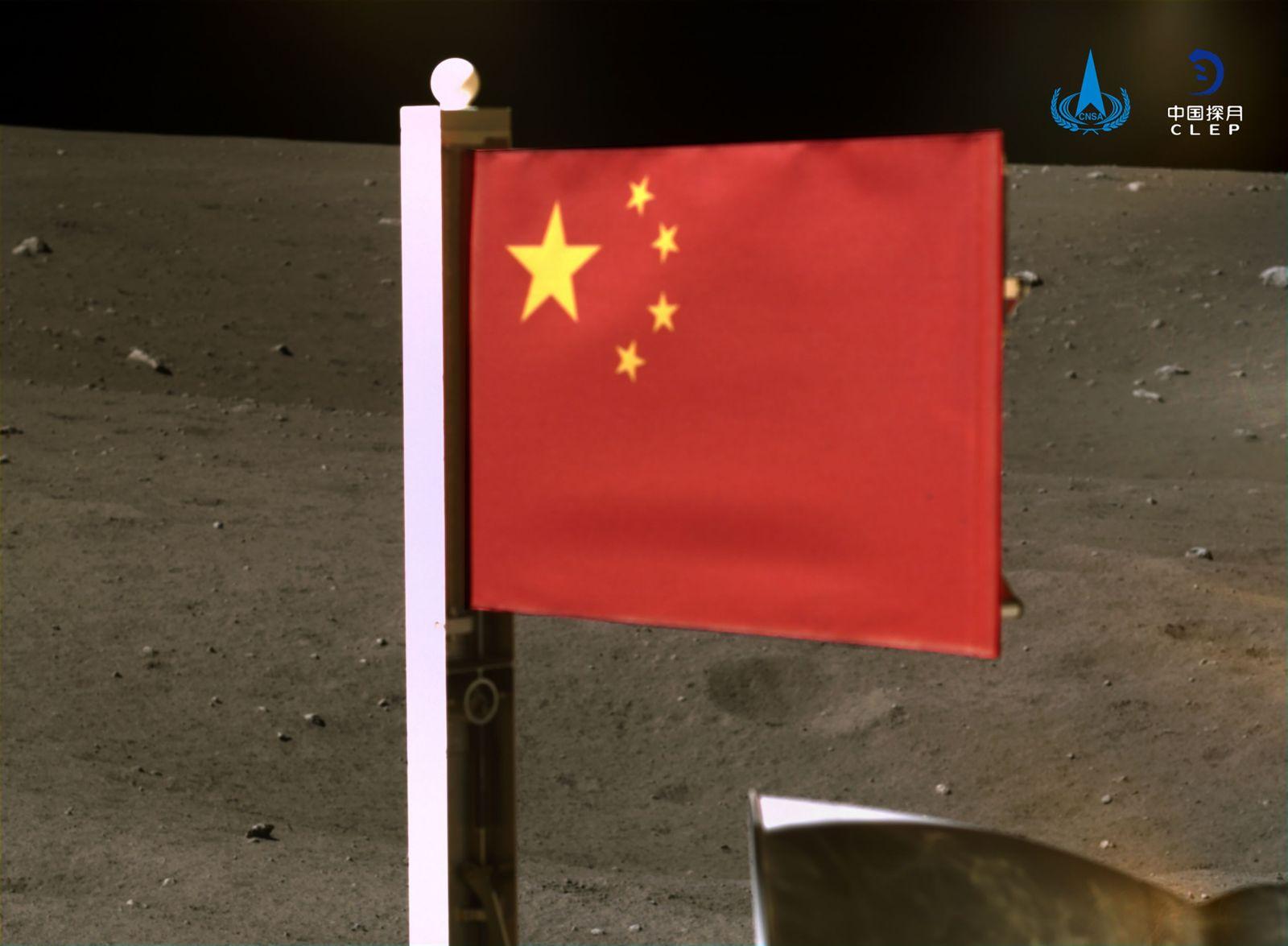 CHINA-SPACE