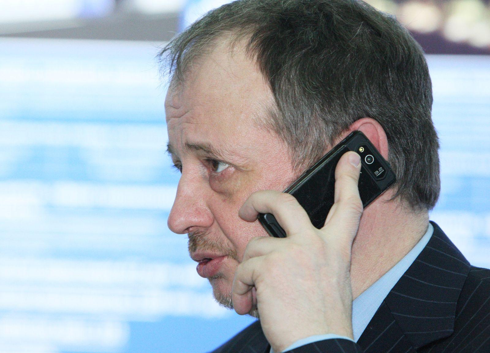 Oligarchen /Russland / Wladimir Lissin