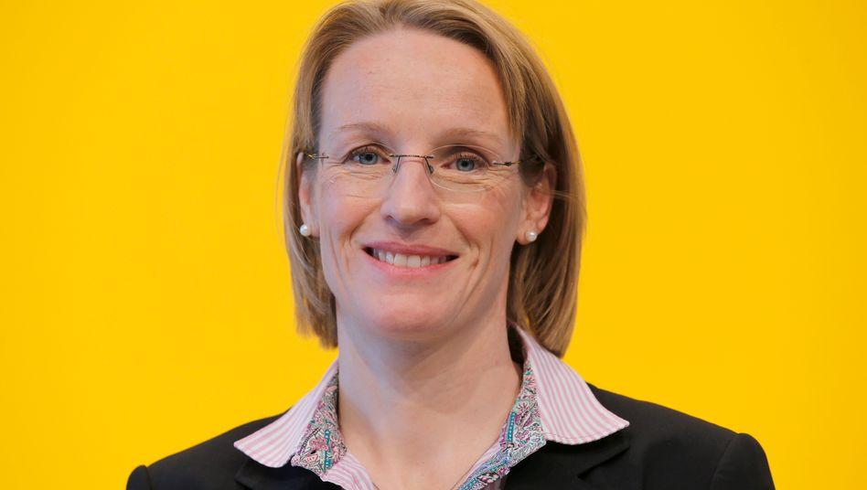 Prima inter Pares: Melanie Kreis, einziger weiblicher Finanzvorstand im Dax