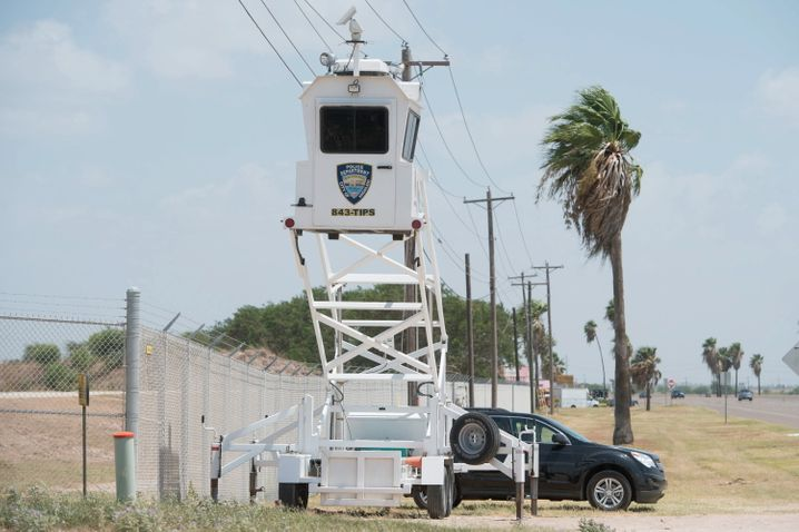 Grenzzaun zu Mexiko: Wenn es nach Donald Trump geht, machen die USA erst richtig dicht