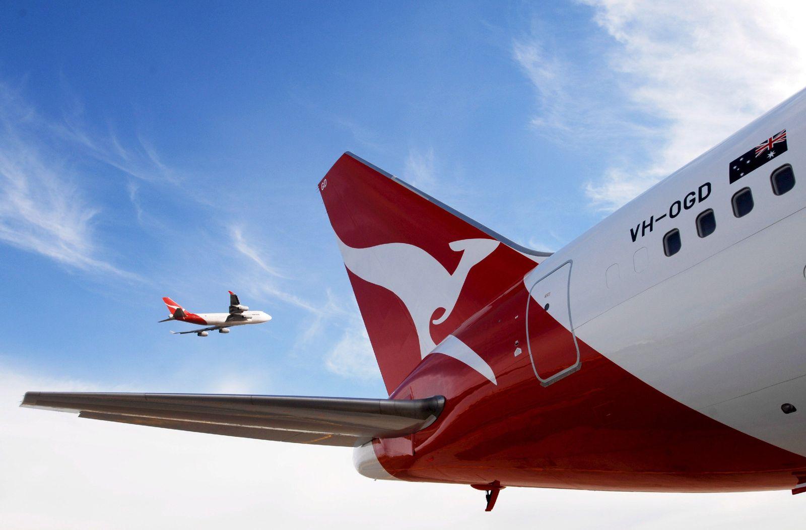 Qantas / Boeing