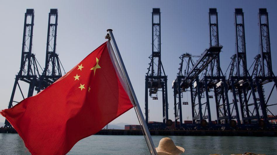Reger Handel: Waren im Wert von 170 Milliarden Euro tauschten China und Deutschland im vergangenen Jahr aus