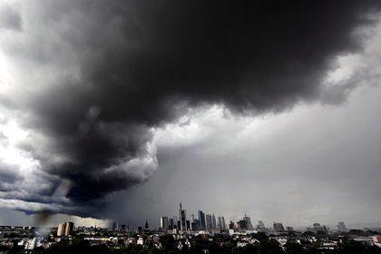 Düstere Wolken: Die BIZ äußert sich skeptisch zur Zukunft der Weltwirtschaft