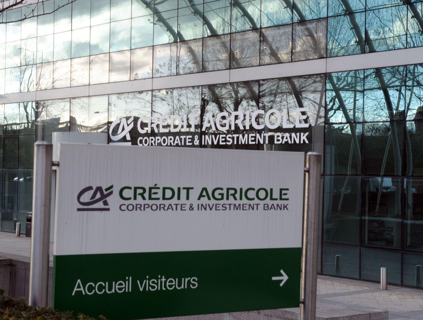 Credit Agricole / logo