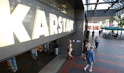 """Karstadt-Filiale in Düsseldorf: """"Es wäre gut, wenn sich eine Insolvenz vermeiden ließe"""""""