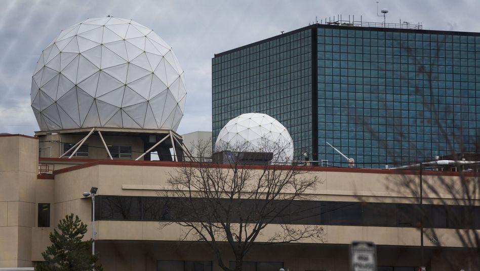 So viele Codes wie möglich knacken: Hauptquartier des US-Geheimdienstes NSA