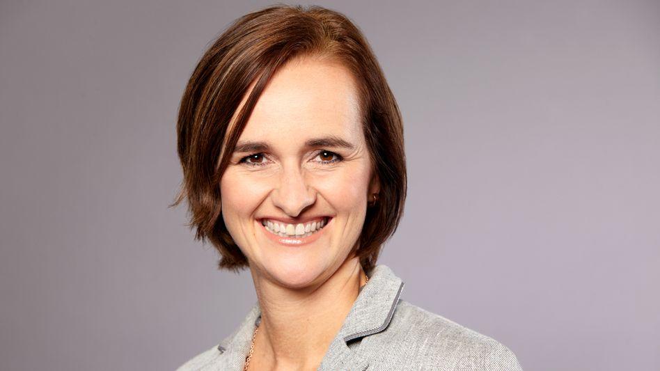 Isabel Hochgesand, Geschäftsführerin bei Procter & Gamble (P&G)