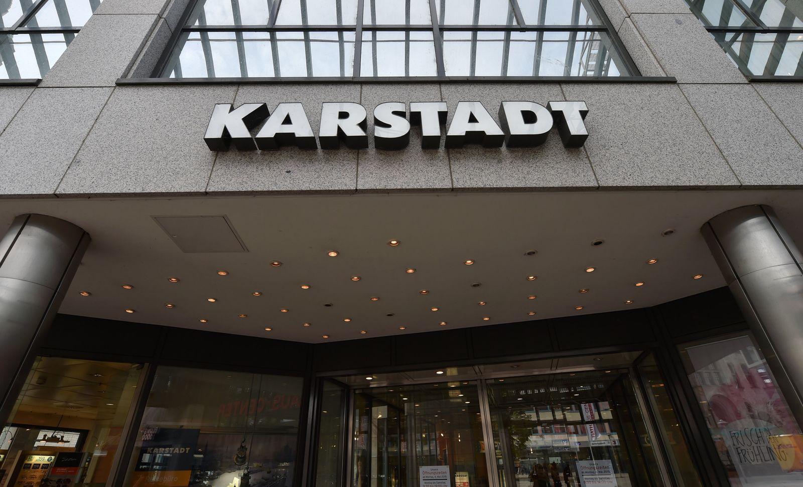 Karstadt Warenhaus - Dessau
