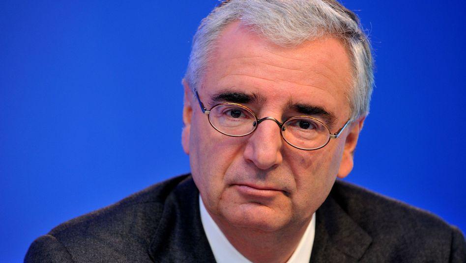 Will sich auf das Mandat bei der Deutschen Bank konzentrieren: Paul Achleitner