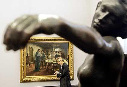 Nationalgalerie Berlin: Kultur ist ein wichtiger Standortfaktor