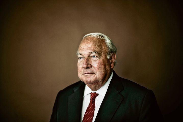 Patron, Unternehmer, Selfmademilliardär: Heinz Hermann Thiele