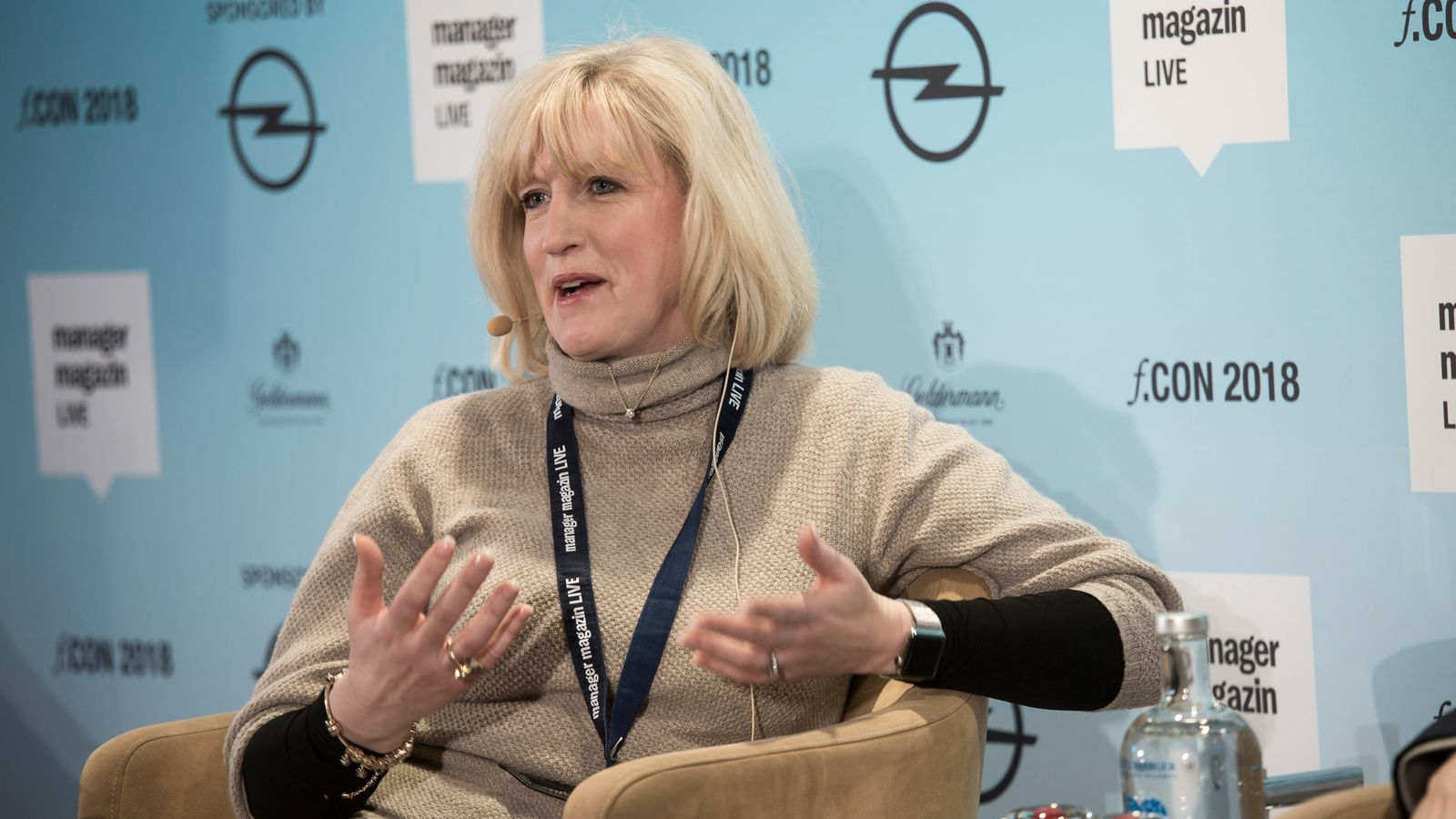 Julie Linn Teigland / fcon 2018