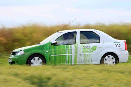 Auf der Überholspur: Der Dacia Logan