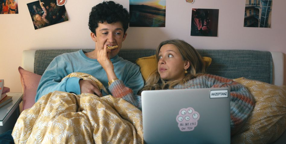 """Deutsche Netflix-Original-Serie: Szene aus """"How to Sell Drugs Online (Fast)"""""""