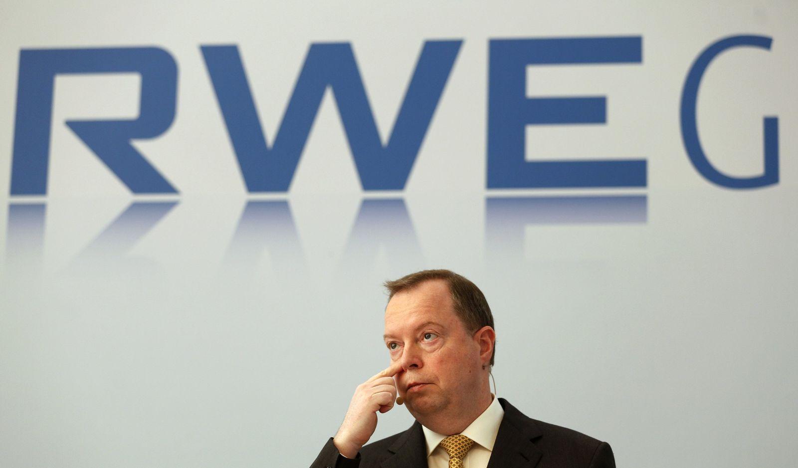 RWE /Peter Terium