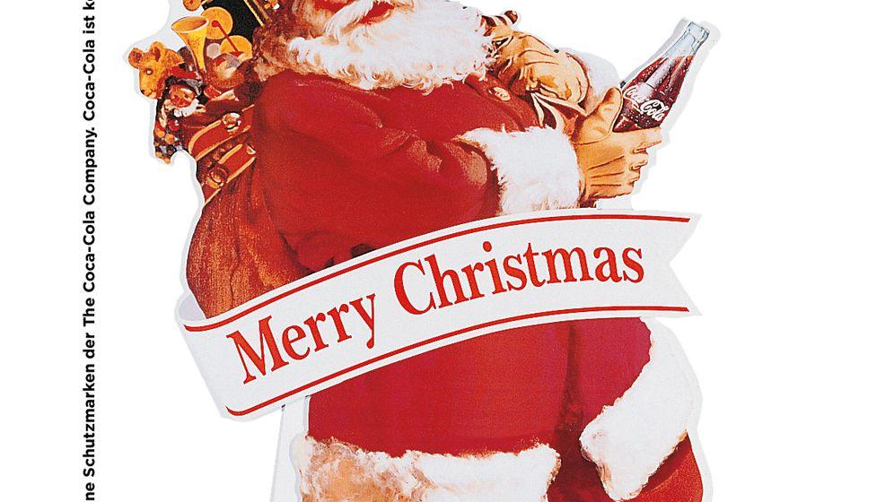 Der Weihnachtsmann: Cokes bester Verkäufer