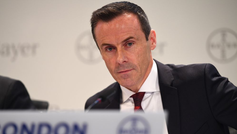 Bayers bester Verkäufer: Liam Condon - der Mann für den Monsanto-Deal