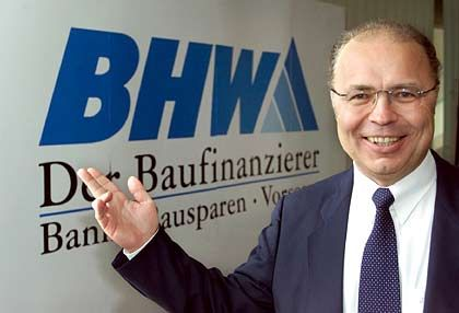 Setzte nicht allzviel Vertrauen in die eigene Aktie: BHW-Chef Wagner