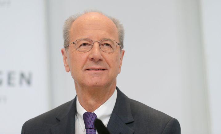 Neuer VW-Aufsichtsratschef: Hans Dieter Pötsch