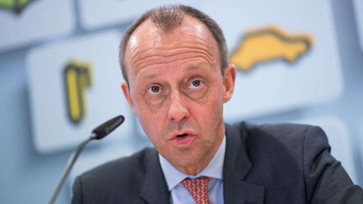 Der Multiaufsichtsrat von der CDU: Die Geschäfte des Friedrich Merz