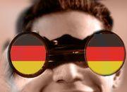 Blick in die Zukunft mit einem Lächeln: 44 Prozent der Mittelständler in Deutschland sehen eine Aufhellung am Konjunktur-Horizont