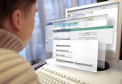 Buchstaben-Salat im Kopf: Jeder Zugang sollte mit einem anderen Passwort gesichert werden