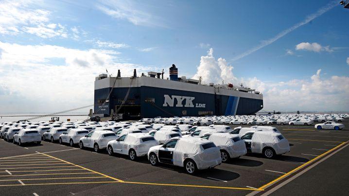 Automarkt-Ausblick: Chinas Automarkt ist 2023 doppelt so groß wie Europa