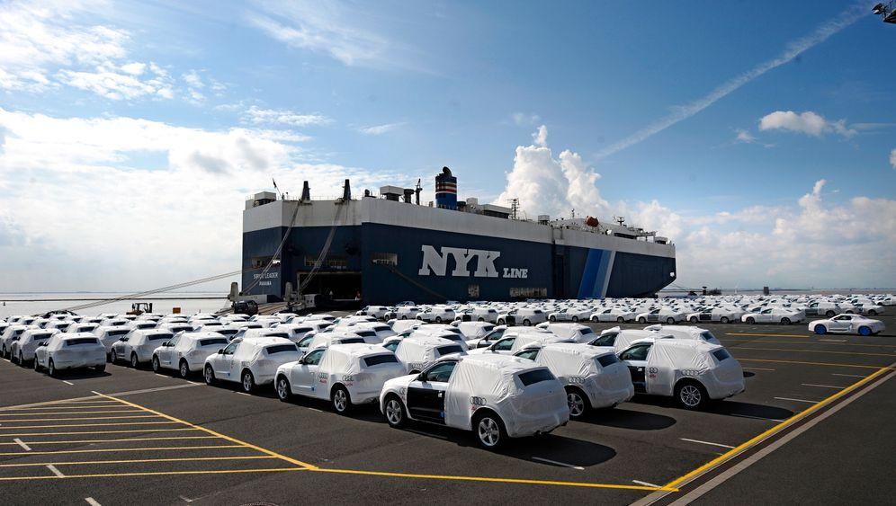 Autoindustrie-Ausblick: Die Automärkte legen zu - nur nicht in Europa