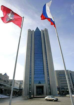 Gefürchteter Staatskonzern: Die Gazprom-Expansion stößt in Deutschland auf Misstrauen