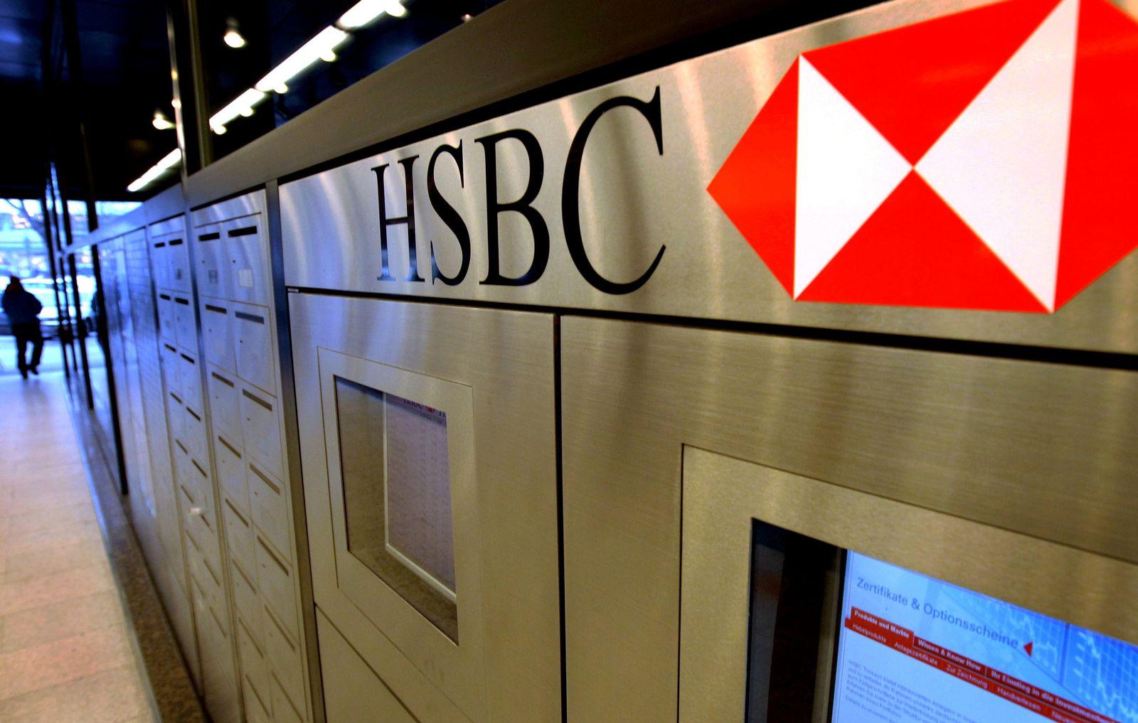 HSBC Bank in Düsseldorf